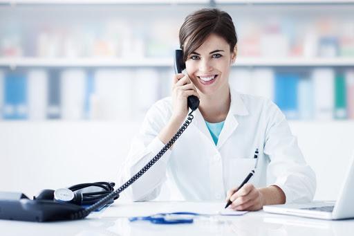 ESCO 3344 - Segretari di studi medici