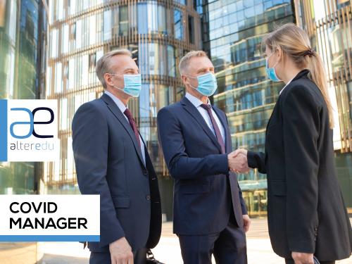 Covid Manager | Alteredu